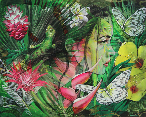 Garden Of Paradise