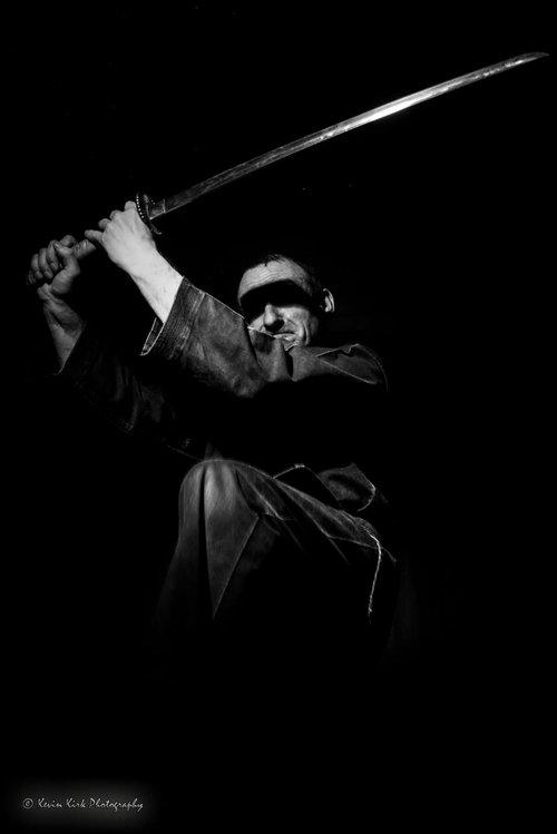 David Caggie kenjutsu
