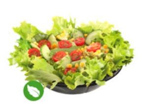 Gemischter Salat vegan