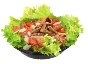 Beef & Bacon Salat