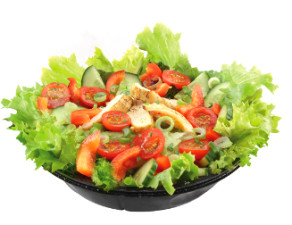 Nebraska Salat