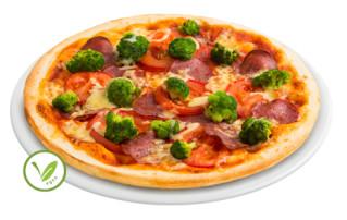 Classic Pizza Salamico vegan