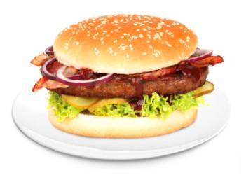 BBQ Bacon Burger