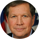 John R. Kasich President United States of America