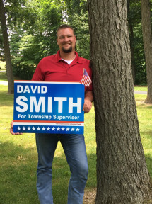 David F Smith Township Supervisor Springfield Township