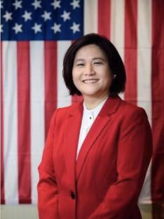 Ellen Lee Zhou Mayor