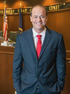 Fred Glynn County Council 1