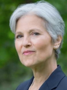 Jill Stein President United States of America