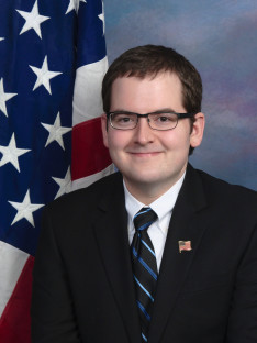 Corey Foister U.S. Representative Ohio's 8th