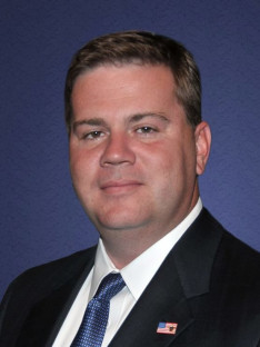 Daren Lee Ward County Treasurer Oklahoma County