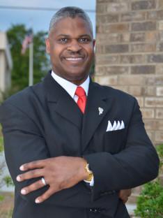 Steven VanDyke  County Commissioner Clayton County, 2