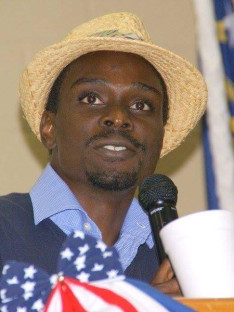 Gregory Williams State Senator Georgia, 8