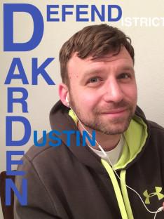 Dustin Darden State Representative Alaska, 22