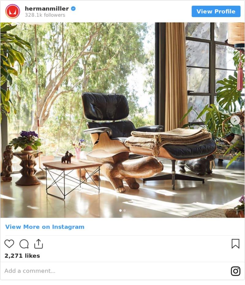 Create a screenshot of an instagram post