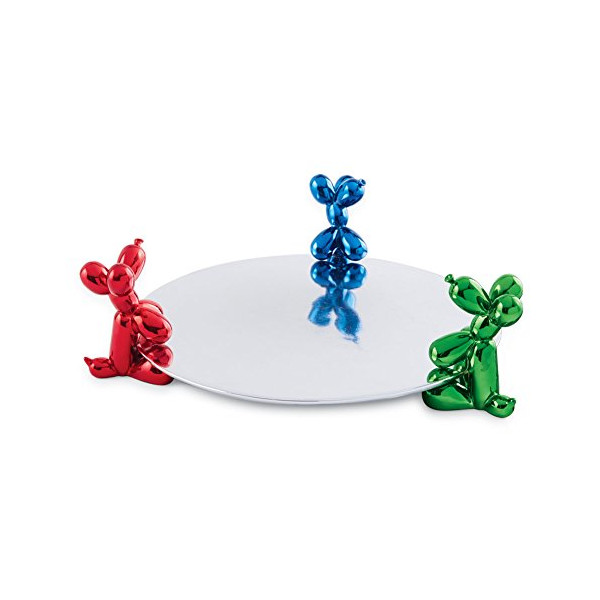 Canopyco Balloon Dog Cupcake Cake Birthday Cake Plate