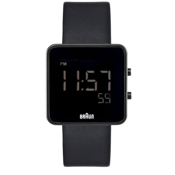Braun Men's Digital Watch