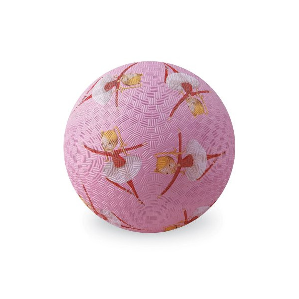 "Crocodile Creek Ballerinas 5"" Play Ball"
