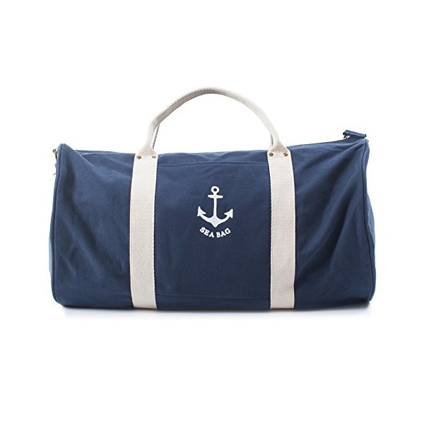Izola Duffle Bag, Sea Bag (Navy)