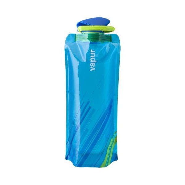 Vapur Element Reusable Plastic Water Bottle - Blue, 1 Litres