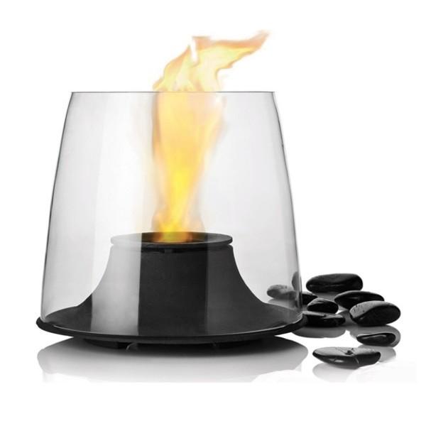 "Stelton Fuego Bio Firelight 9"" X 9"""