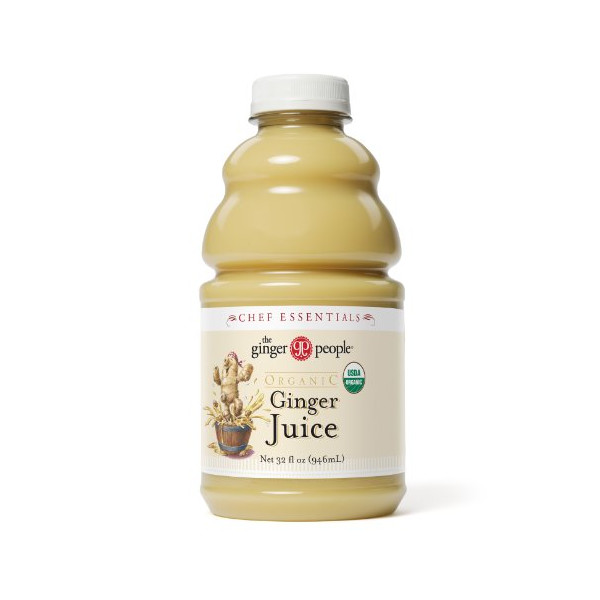 The Ginger People Organic Ginger Juice, 32 Ounce