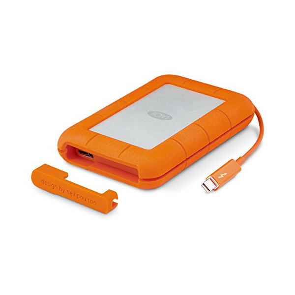 LaCie Rugged Thunderbolt and USB 3.0 2 TB (STEV2000400)