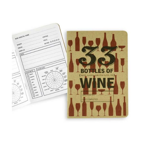 33 Books Co.: 33 Bottles Of Wine