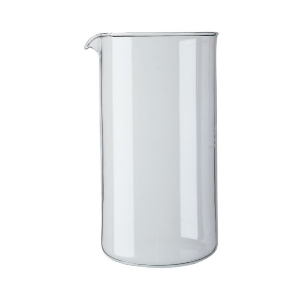 Bodum 34-Ounce Coffee Press Glass Replacement Beaker