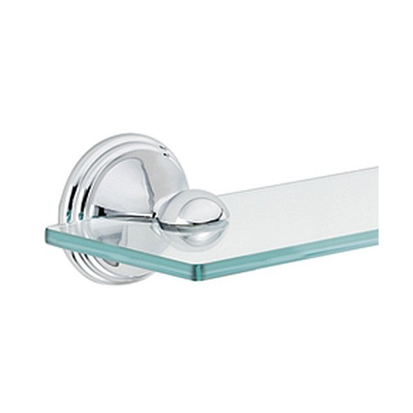 Moen DN8490CH Preston Inspirations Vanity Shelf, Chrome