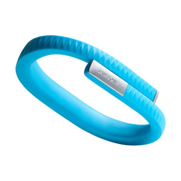 UP by Jawbone - Medium Wristband - Retail Packaging - Blue