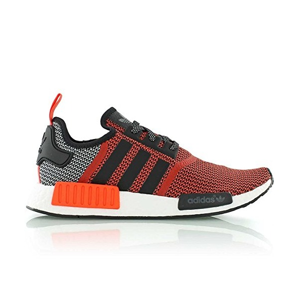 Adidas Men NMD Runner R1 (red / lusred / core black) Size 8 US