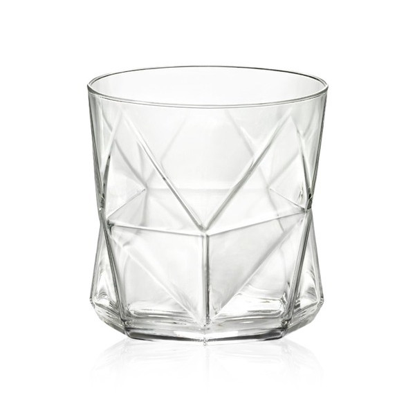 Bormioli Rocco Cassiopea Rocks Glass, Set of 4