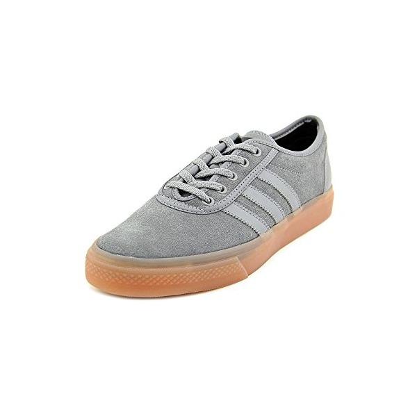 Adidas Men's Adi-Ease Grey/Cblack/Gum4 Skate Shoe 11 Men US