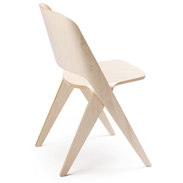 Lavitta Molded Plywood Chair, Birch