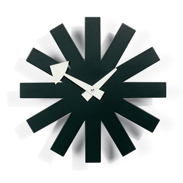 George Nelson Asterisk Clock