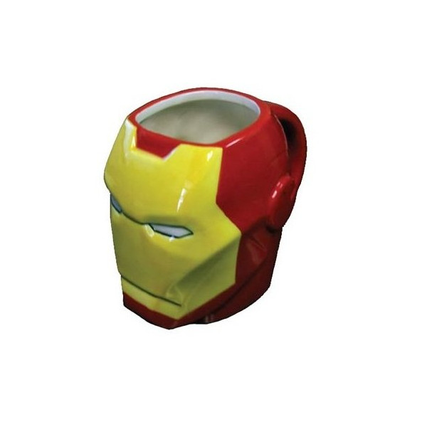 Iron Man Molded Mug
