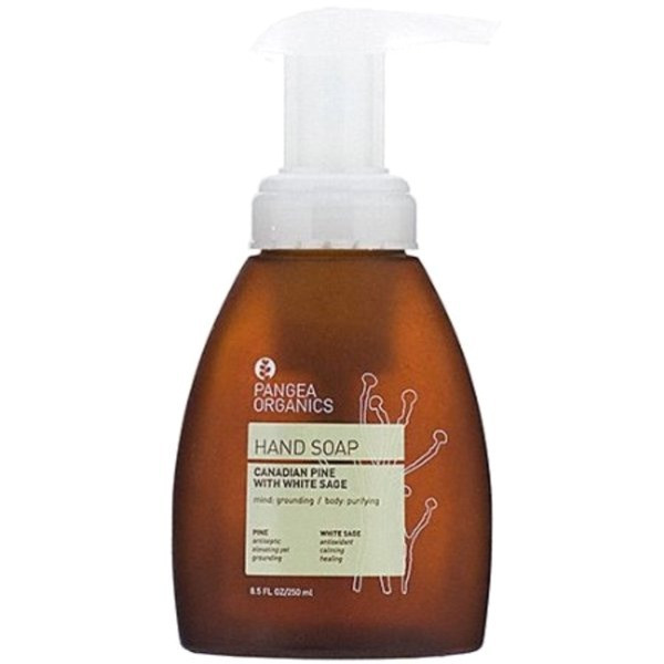 Pangea Organics Liquid Hand Soap 8.5 fl oz (250 ml)