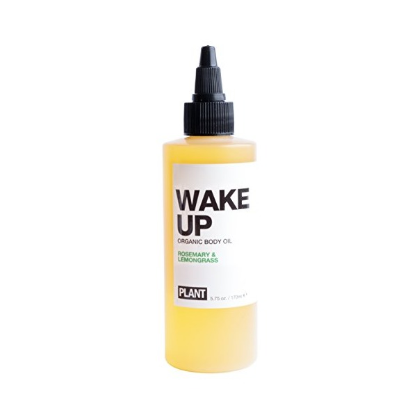 Plant Organic Body Oil, Wake Up