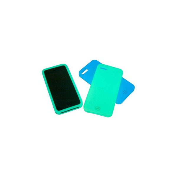 iPhone5 Glow in the Dark Silicone Case