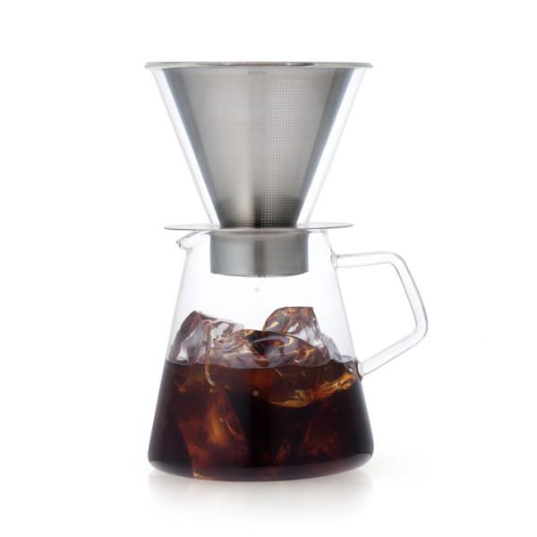 Kinto Drip Coffeemaker & Pot