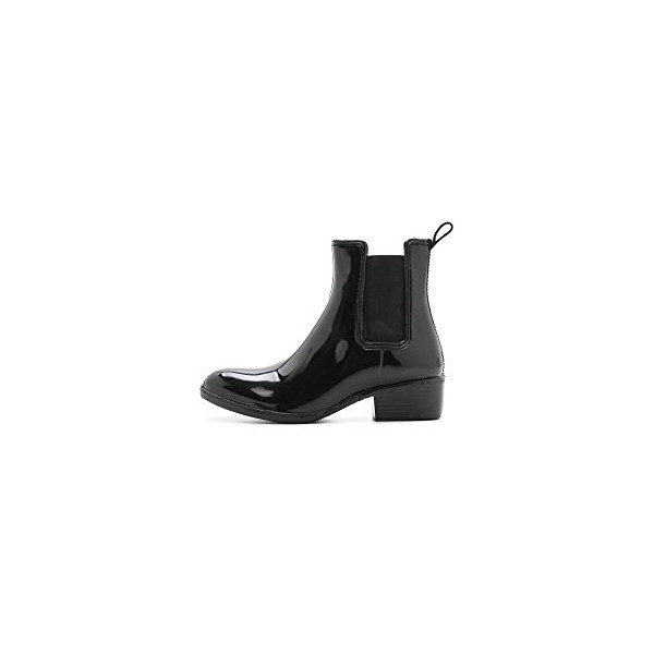 Stormy Rain Booties, Black
