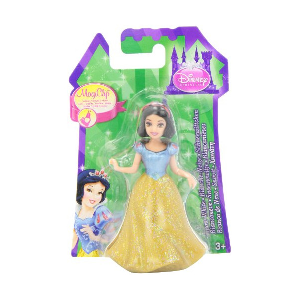 Disney Princess Little Kingdom MagiClip Fashion Snow White Doll