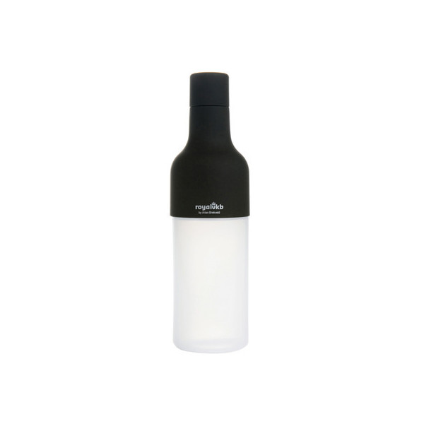 Royal VKB Squeeze Bottle, Charcoal Top