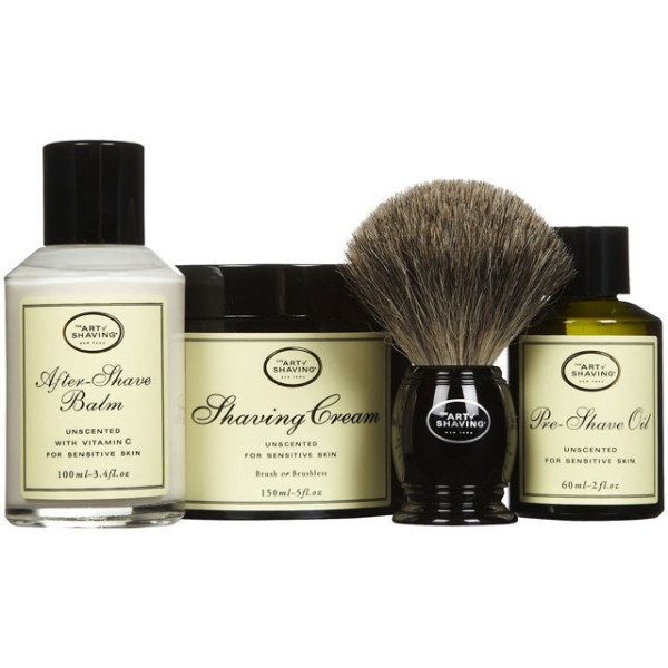 The Art of Shaving 4 Elements Starter Kit, Unscented