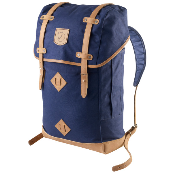 Fjallraven Rucksack No.21 Daypack, Uncle Blue, Medium