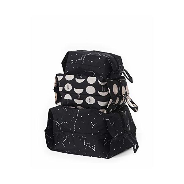 BAGGU 3D Zip Bag, Celestial Set