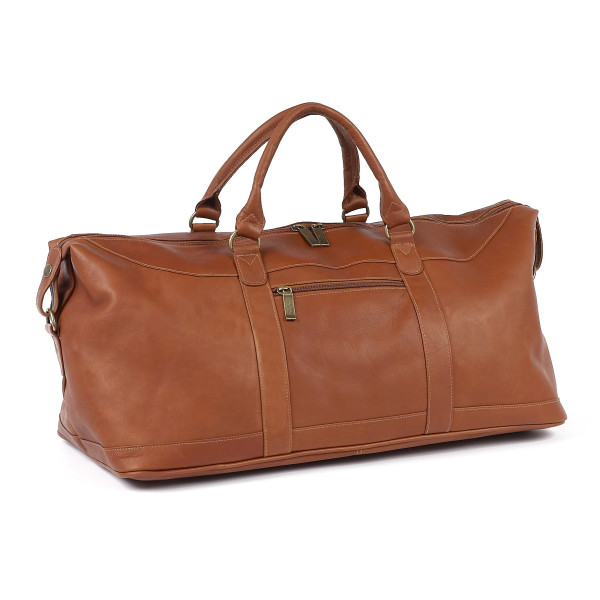 Claire Chase All American Duffel, Saddle