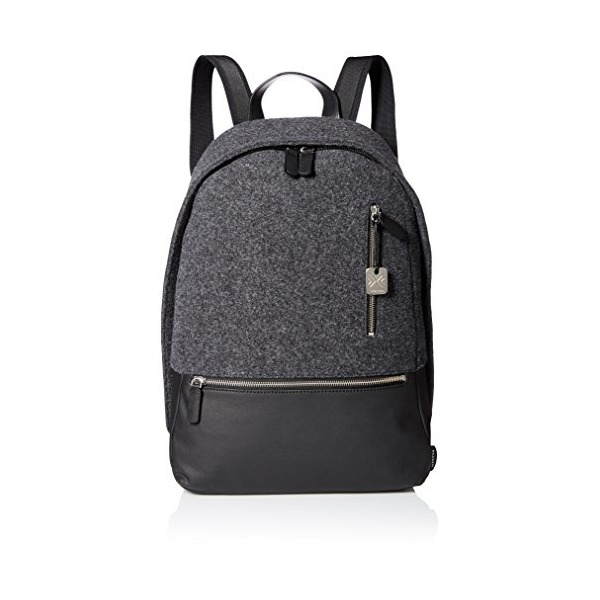 Skagen Men's Kroyer 2.0 Backpack, Dark Heather Grey, One Size