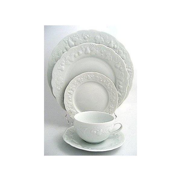 Philippe Deshoulieres Blanc De Blanc Dinner Plate
