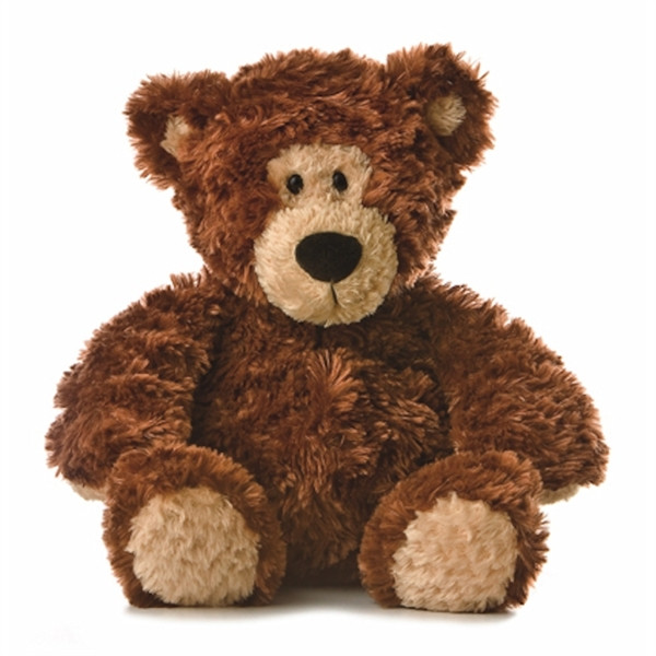 "Aurora World Plush 12"" Brown Bear"